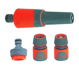SPRAY NOZZLE SET ADJUSTABLE - 5PC