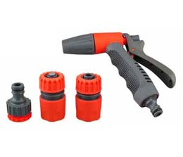 SPRAY GUN SET ADJUSTABLE 5 PIECE