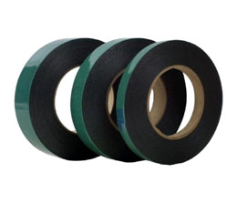 Double Sided Tape Auto Black